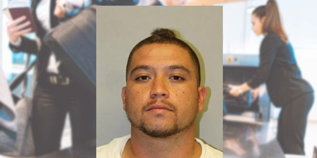Police arrested Dean Padamada on Sunday, after he allegedly created a disturbance at the Hilo airport.