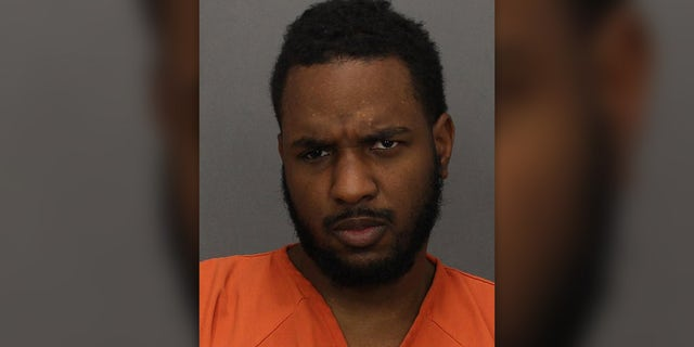 Deon Wilson, 27, has been arrested for allegedly stabbing his grandmother to death on Wednesday, prosecutors said.