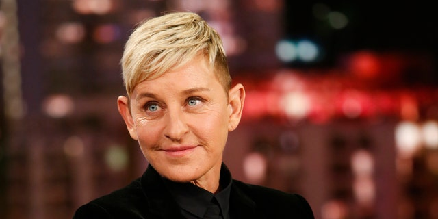 'The Ellen DeGeneres Show' has been on air in its current form since 2003 and is currently being shot remotely from the comedian's home in order to combat the spread of coronavirus. (Randy Holmes/Walt Disney Television via Getty Images)