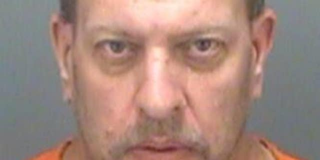 Police say John Early Pickard told them he was speeding because he had been cheating on his wife.
