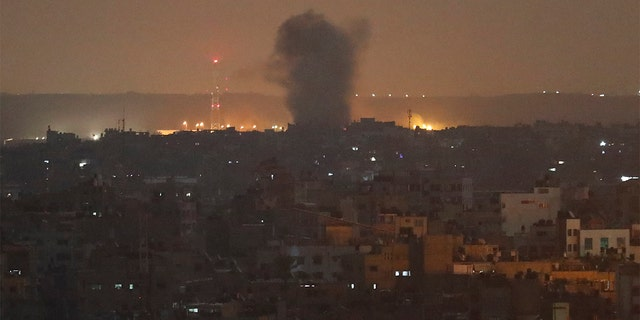 Westlake Legal Group Gaza-Rocket-3 Two more rockets fired from Gaza into Israel hours after 'cease-fire' declaration Talia Kaplan fox-news/world/world-regions/israel fox-news/world fox-news/politics/foreign-policy/middle-east fox news fnc/world fnc article 0ebe586a-7e48-5b54-8298-0e276668208c