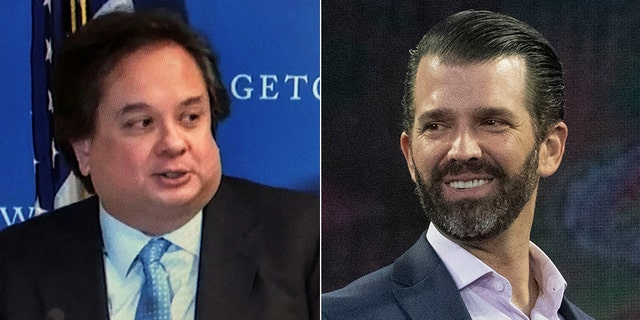 George Conway feuded with Donald Trump Jr. on Twitter Friday.