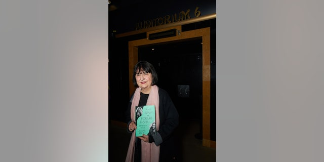 """Victoria Riskin attends """"Fay Wray And Robert Riskin: A Hollywood Memoir"""" Book Signing With Victoria Riskin and Special Screening of """"King Kong"""" at TCL Chinese 6 Theatres on March 06, 2019 in Hollywood, California."""