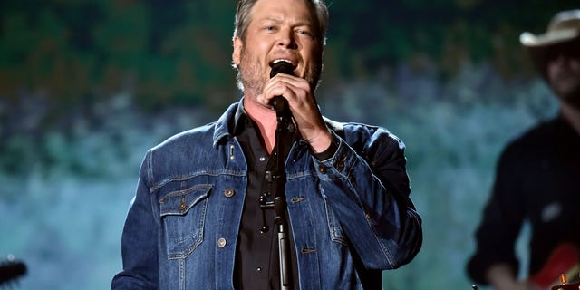 Blake Shelton is up for a 2020 Grammy Award.