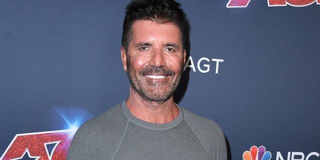 Heidi Klum said she never experienced anything inappropriate while working with Simon Cowell on 'America's Got Talent.'