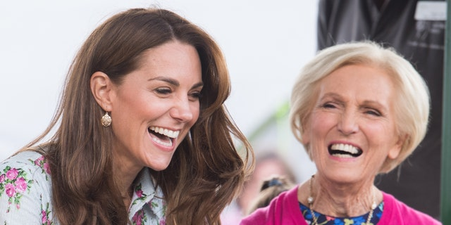 Westlake Legal Group GettyImages-1173828171 Kate Middleton, Prince William to star in Christmas charity TV special with former 'Great British Bake Off' host Janine Puhak fox-news/world/personalities/kate fox-news/lifestyle fox-news/food-drink/food/celebrity-chefs fox news fnc/food-drink fnc f9a685e4-4821-5a90-99ff-04bd68c3c74b article