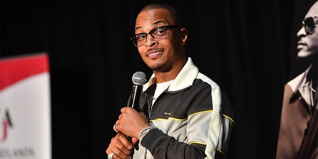 T.I. has pronounced that he was joking when he done thebizarre statementlast month that he goes to a gynecologist with his daughterevery year to make certain her hymen is still intact.
