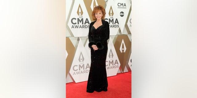 Reba McEntire at the CMAs. (Photo by Jason Kempin/Getty Images)