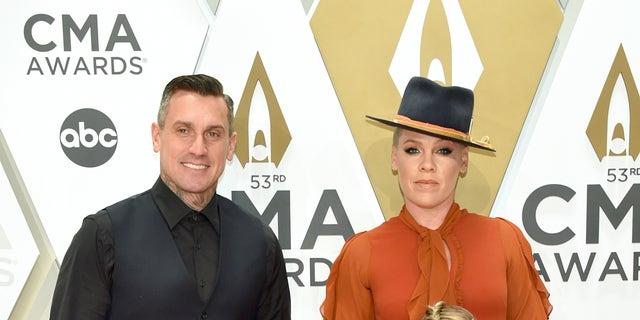 Pink taking a break to focus on family