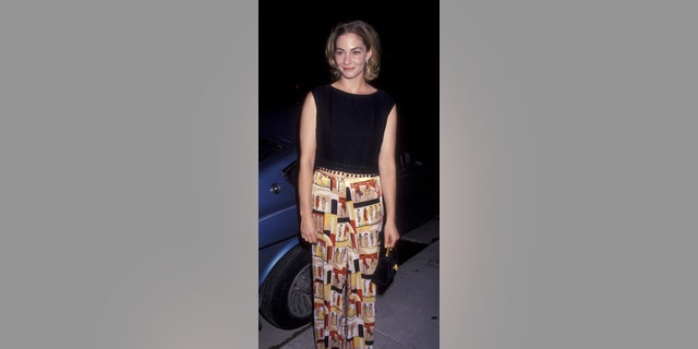 """Lisanne Falk attends """"Naked at the Coast"""" Launch Party on June 10, 1993, at the Hollywood Mogul in Hollywood, California."""