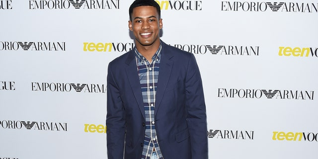 Actor Chris Tavarez arrives at Teen Vogue's 13th Annual Young Hollywood Issue Launch Party on October 2, 2015 in Los Angeles, California. (Photo by Amanda Edwards/WireImage)