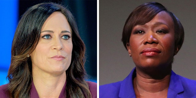 White House Press Secretary Stephanie Grisham mocked MSNBC host Joy Reid over her homophobic blog scandal.