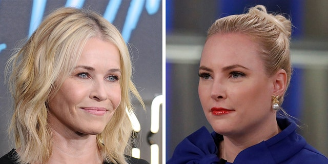 Chelsea Handler believes Sen. Lindsey Graham is 'another person' following Meghan McCain's father, Sen. John McCain's death.