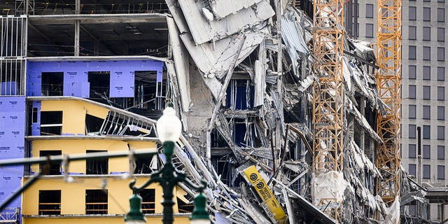 Westlake Legal Group Hard-Rock-NOLA-Getty Whistleblower in New Orleans hotel collapse is deported to Honduras, lawyers say fox-news/world/world-regions/latin-america fox-news/us/us-regions/southeast/louisiana fox-news/us/immigration fox news fnc/us fnc David Aaro article 38213ba6-7c16-5394-958b-390a72876220