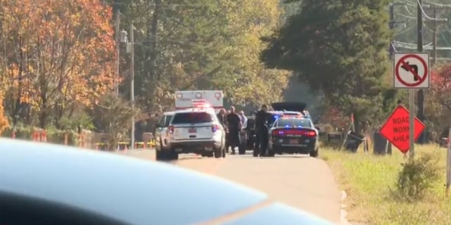 The incidentcaused several roads to be closed in the area at the time, at an elementary school was placed on lockdown.