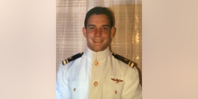 Yonel Dorelis later joined the Navy so he could attend flight school and become a pilot. (Courtesy of Yonel Dorelis)