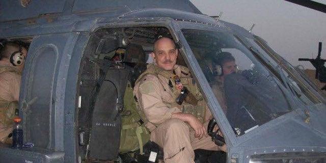 Yonel Dorelis phục vụ trong bốn chi nhánh của quân đội. (Phép lịch sự của Yonel Dorelis)