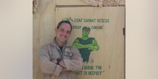 Yonel Dorelis considers himself a very lucky man to have had the military career he did. (Courtesy of Yonel Dorelis)