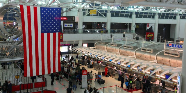 The Transportation Security Administration (TSA) said it screened more than 2.1 million flight passengers this weekend, the most since the beginning of the pandemic.