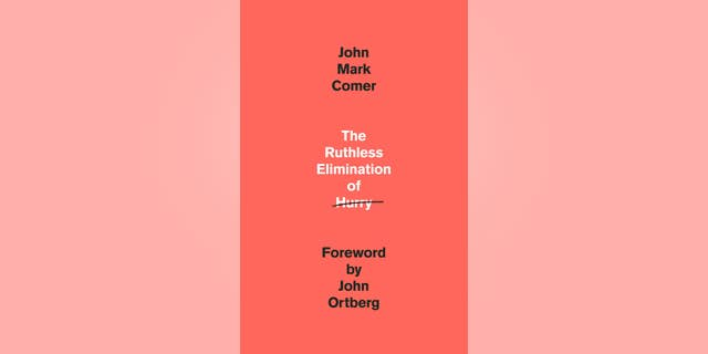 "John Mark Comer's latest book, ""The Ruthless Elimination of Hurry: How to Stay Emotionally Healthy and Spiritually Alive in the Chaos of the Modern World,"" tackles the spiritual case against the busyness of culture and points to a slower, simpler way of life."