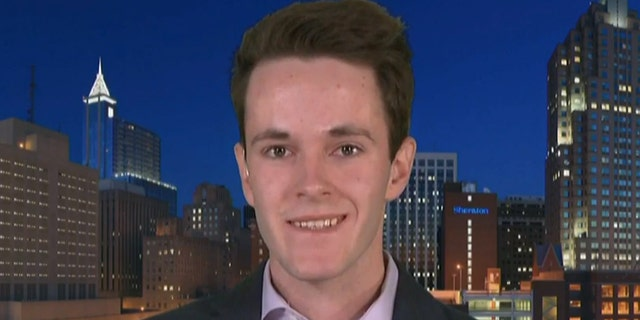 Jack Bishop, North Carolina State University student and member of the Turning Point USA chapter on campus, was assaulted Monday night by a member of the Young Democratic Socialists of America while he was advertising for the TPUSA event.