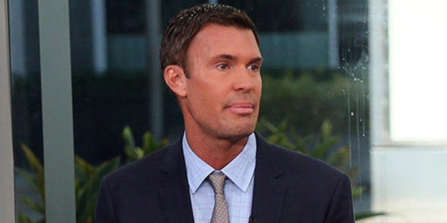 TV personalities Jeff Lewis and visits Hollywood Today Live at W Hollywood on August 16, 2016, in Hollywood, Calif. (Photo by David Livingston/Getty Images)