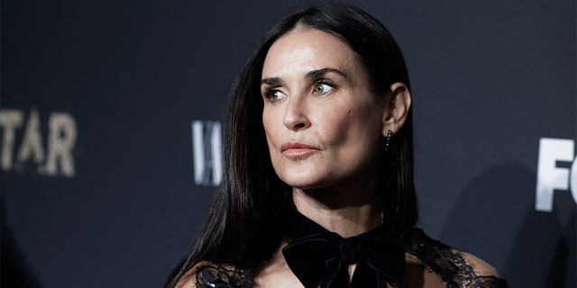 "Demi Moore attends ""Empire"" and ""Star"" celebrate FOX's new Wednesday night at One World Observatory on September 23, 2017, in New York City."