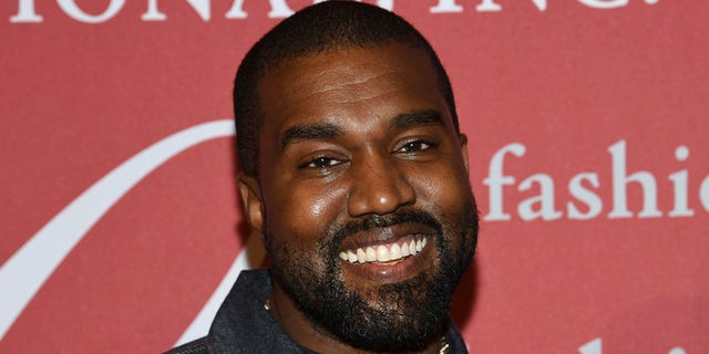 """Kanye West attends The Fashion Group International's annual """"Night of Stars"""" gala at Cipriani Wall Street"""