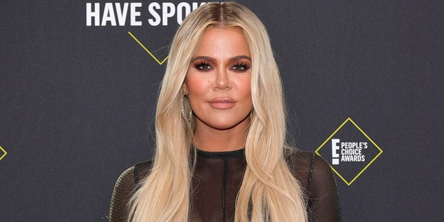 Khloé Kardashian confirms she had coronavirus earlier this year in a selfie-style video recording which is featured in Thursday's episode of 'Keeping Up With the Kardashians.' (Photo by Rodin Eckenroth/WireImage)