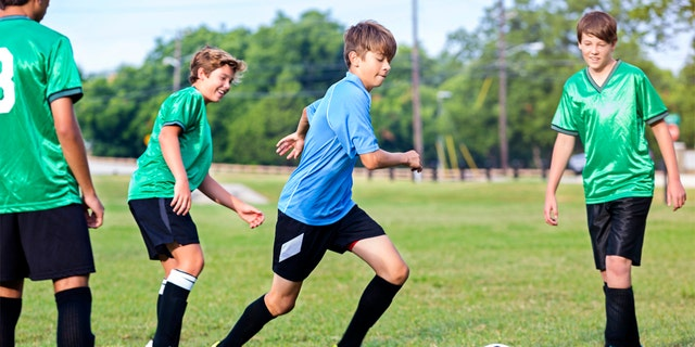 There is not conclusive evidence that younger children face higher risks for getting sports-related concussions. (iStock)