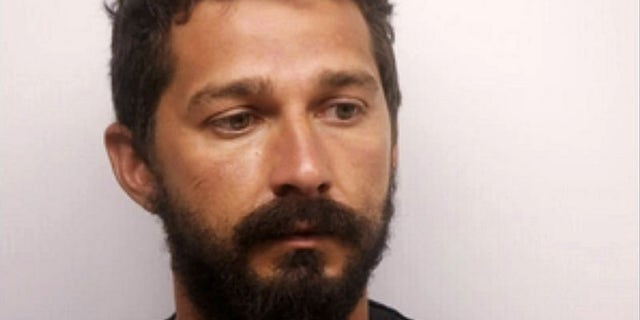 "Shia LeBeouf, 33, was arrested in Savannah, Ga., in 2017 for disorderly conduct. On Sunday, he thanked the police officer who arrested him ""for changing my life."""