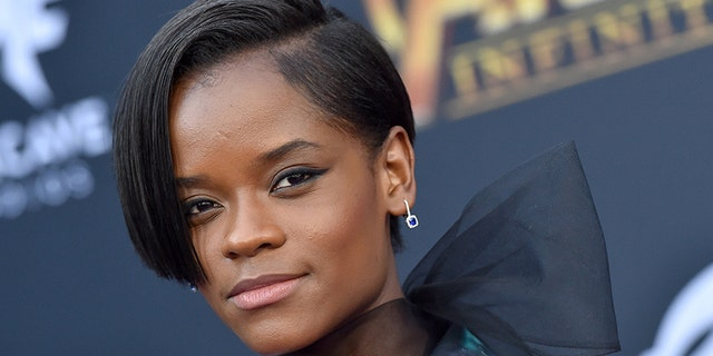 Actress Letitia Wright was embroiled in a heated debate online about vaccines.