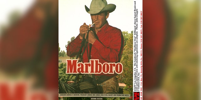 Bob Norris (pictured) was an actor, rancher, and dad who played the role of a smoking cowboy on Marlboro billboards.