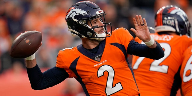 Three Nfl Quarterbacks Complete A League First With Wins Over Their Opponents Fox News