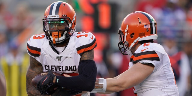 OBJ has Mayfield's back, believes Browns close to breakout