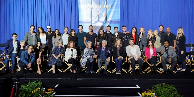 'Days of Our Lives' has been renewed for a 56th season, according to multiple reports. (Paul Drinkwater/NBC)