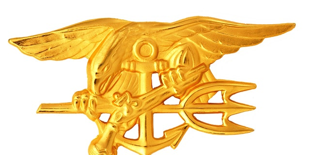 The Navy Special Warfare Trident insignia worn by qualified U.S. Navy SEALs. (U.S. Navy photo/Released)