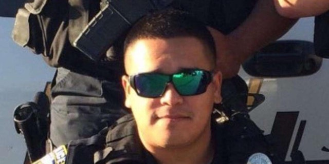 Lemoore Police Officer Jonathan Diaz tried to break up a fight between his friend and friend's girlfriend at a birthday party over the weekend and was fatally shot, according to officials.
