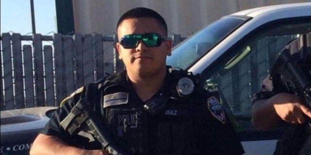 Lemoore Police Officer Jonathan Diaz was killed by his friend after intervening in a fight at a family birthday party over the weekend, according to officials.