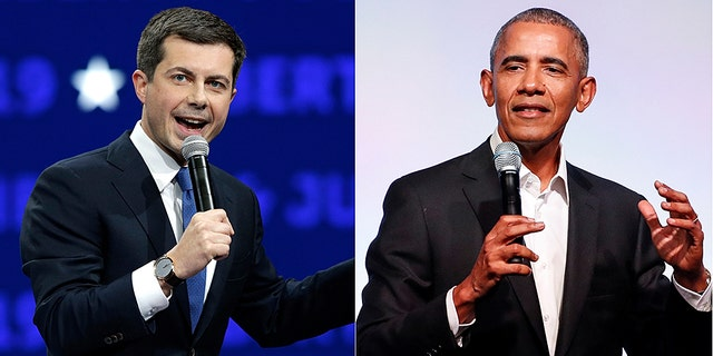 Buttigieg Cautions Party against 'Going Back' to Obama Presidency in New Video