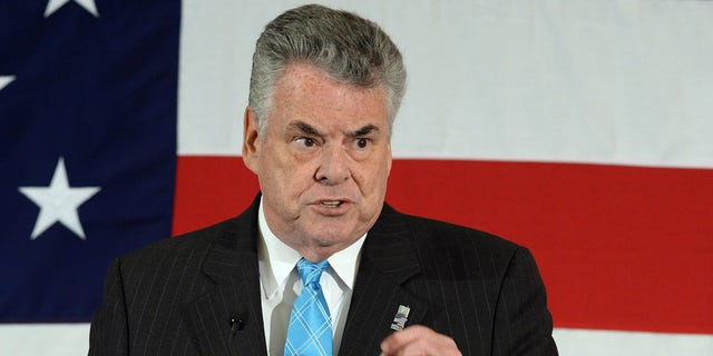 Rep. Peter King, R-NY, announced his retirement on Monday after serving in the House of Representatives for 28 years.