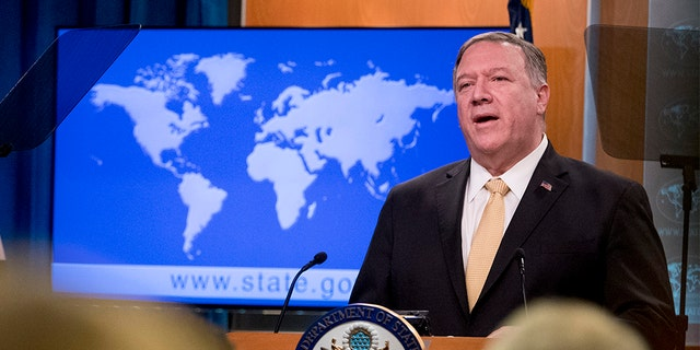 Secretary of State Mike Pompeo has rolled out a new stance on settlements.
