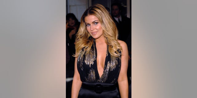Carmen Electra says she's proud of being a sex symbol.
