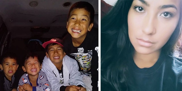 Police said 29-year-old Sabrina Rosario's estranged husband shot and killed her and their children before turning the gun on himself inside their San Diego home.