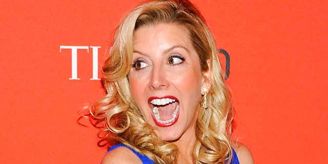 Sara Blakely, who founded Spanx in 2000, is planning on framing the pants at the company's headquarters.