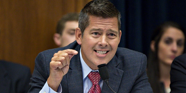 Former Rep. Sean Duffy, a Republican from Wisconsin. (Photographer: Andrew Harrer/Bloomberg via Getty Images)