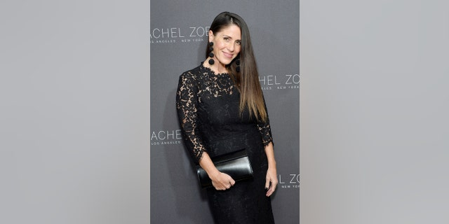 Soleil Moon Frye attends Rachel Zoe's Los Angeles Presentation at Sunset Tower Hotel on February 6, 2017, in West Hollywood, California.