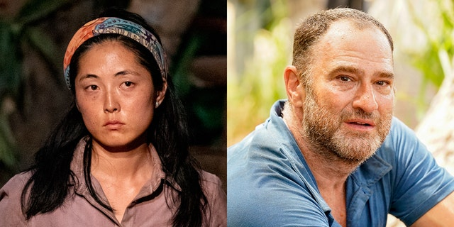 'Survivor' contestant Kellee Kim accused Dan Spilo of inappropriate touching that two other players utilized to help themselves win the game.