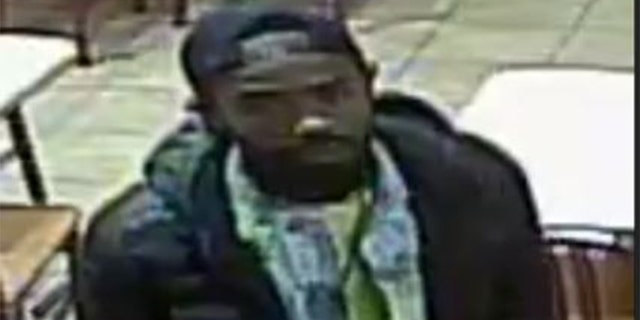 Police have asked the public for help in identifying the suspect.