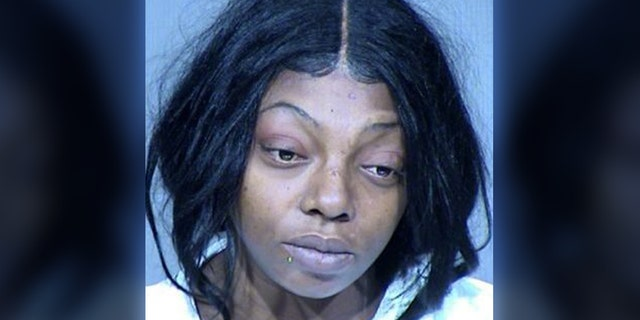 Westlake Legal Group Tonya-Monroe Arizona mother arrested after accidentally shooting 13-year-old son, police say Talia Kaplan fox-news/us/us-regions/southwest/arizona fox-news/us/crime fox news fnc/us fnc article 728e4716-1566-5c02-9cbe-0c0bce90db87